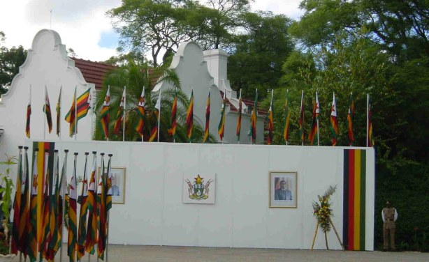Pictures of state house zimbabwe