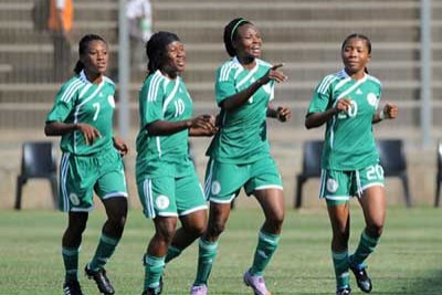 The Super Falcons of Nigeria
