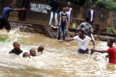 Several Feared Killed During Lagos Flooding