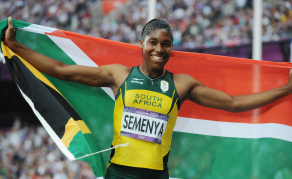 South Africa's Caster Semenya a Trailblazer at Commonwealth Games