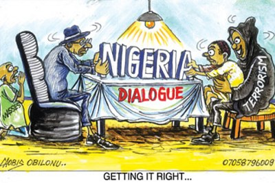 Dialogue with Boko Haram?