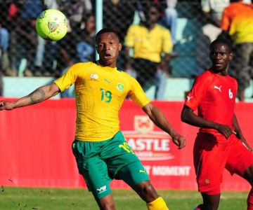 South Africa And Namibia Contest Cosafa Cup in Zambia