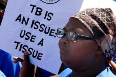 South Africa is battling to reduce its cases of multidrug-resistant TB with the success rate for those on treatment at about 40 percent.