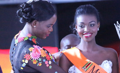 Miss Zimbabwe faces dethroning over nude pictures Uneasy