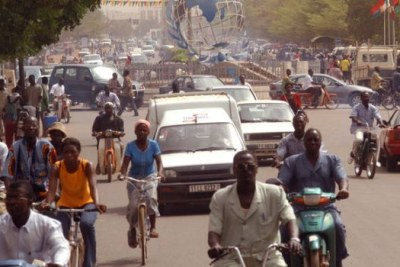 Ouagadougou (file photo)