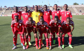 Namibia to Face Guinea-Bissau in AFCON 2019 Qualifier