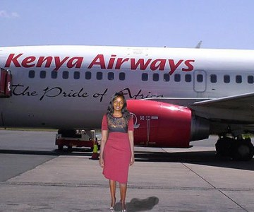 Kenyan Photoshop Woman Gets Dream Trip to China