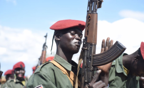 Report Accuse South Sudan Forces of Looting