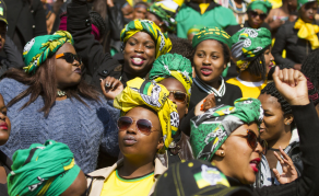South Africa's ANC in Need of Self-Examination to Avoid Division?