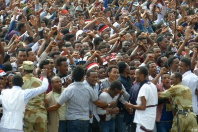 A state of emergency was announced after widespread protests largely by the Oromo community.