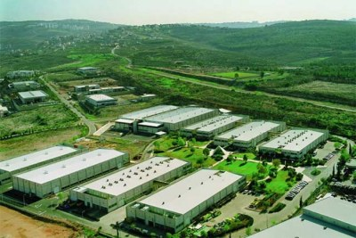 Industrial parks operated or owned by IPDC.