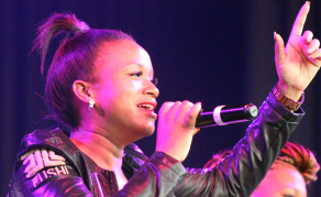Botswana Singer Charma Gal Planning a Great Comeback