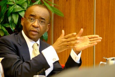 Econet Wireless founder, Strive Masiyiwa.