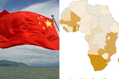 Africa and China go way back.