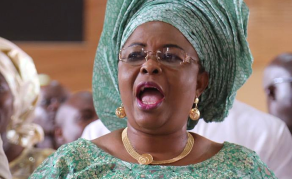 Nigerian Senate Orders Unfreezing of Former First Lady's Accounts