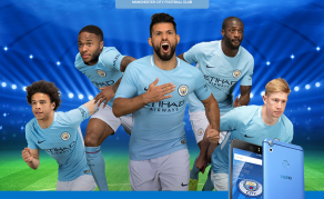 Nigeria Anticipates Tecno Mobile's Man City Smartphone Launch