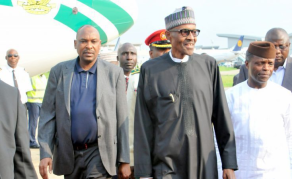 Buhari Returns to Nigeria After Over 100 Days in London