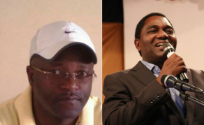Chipolopolo Doctor In Trouble Over 'Kissing' Hichilema