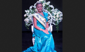 Hillary Joubert Wins Miss Seychelles Crown
