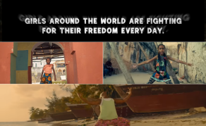 Watch These Girls Call for Freedom #DayOfTheGirl #FreedomForGirls