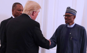 Nigeria Seeks U.S. Backing for Fighting Corruption & Terror