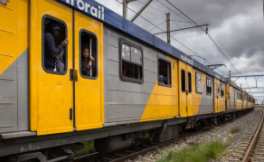 South African Commuters Stranded After Train Services Suspended