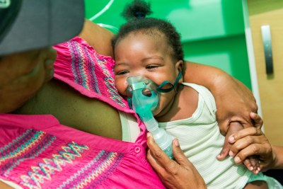For millions of children, breathing is made extremely difficult due to one disease: pneumonia.