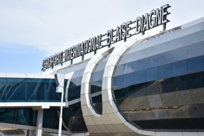 Aéroport International Blaise Diagne de Dakar