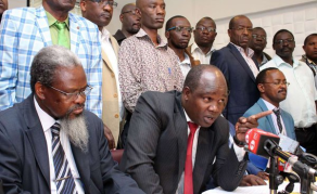 Kenyan Lecturers, Varsities Fail to Seal Deal to End Strike