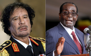 'We Feared Mugabe Would Be Dragged Through Streets Like Gaddafi'