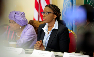 Curb Inequality & Create Jobs - ECA Advises Ministers