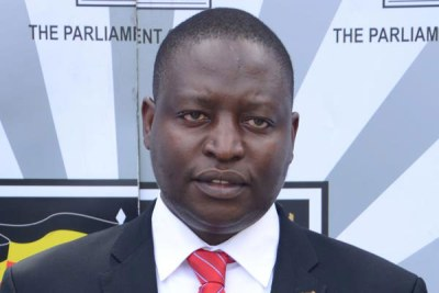 State Minister for Planning David Bahati (file photo).