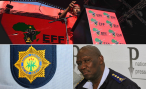 Opposition Leader Malema the Target of an Assassination Plot?