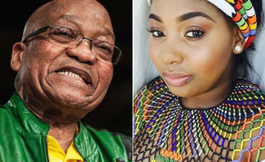 24-Year-Old 'Born Free' to Be Jacob Zuma's Seventh Wife