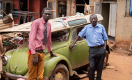 Car Repair Shop Jump-Starts Ugandan Child Soldiers Into New Lives