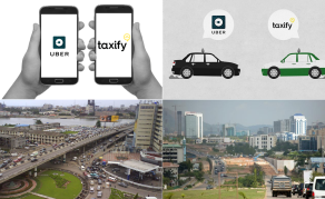 Uber, Taxify Nigeria Drivers Look to Boost Earnings