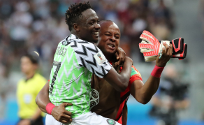Musa's Brace Gives Nigeria Hope at World Cup