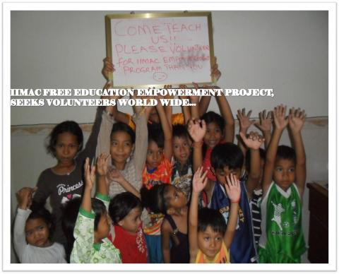 IIMAC Free Education Empowerment Program