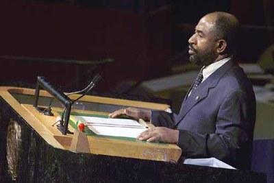 Azali Assoumani, Président de la république des Iles Comores