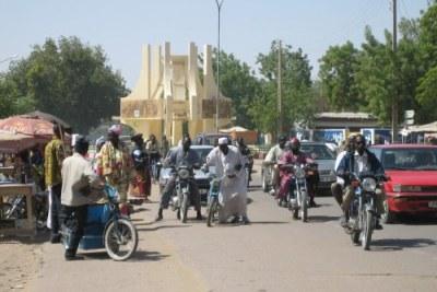 Dans les rues de N'Djamena capitale du Tchad
