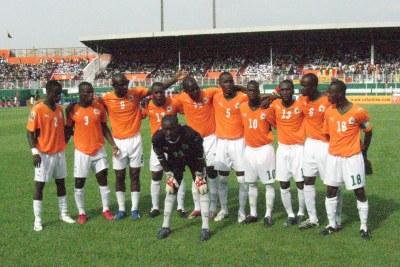 Les onze ivoiriens