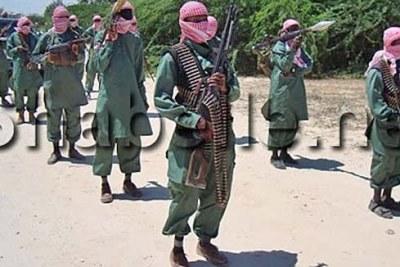 Somalia's Al-Shabaab militia.