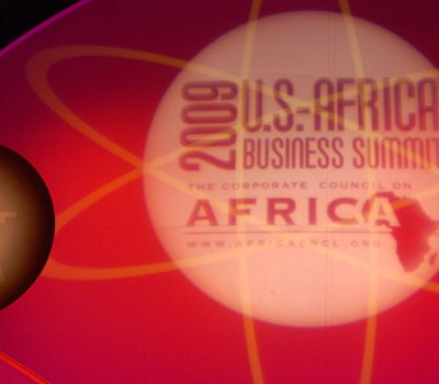 The U.S.-Africa Business Summit 2009 - Part 1