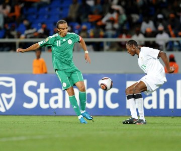 Quarterfinals: Nigeria vs Zambia