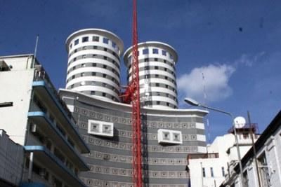 Building du Nation Media Group.