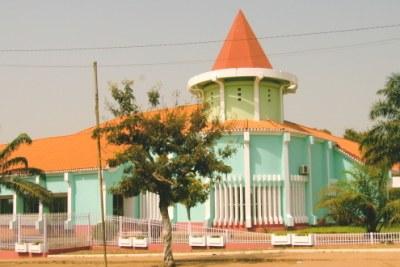 La résidence du Premier ministre en Guinée-Bissau