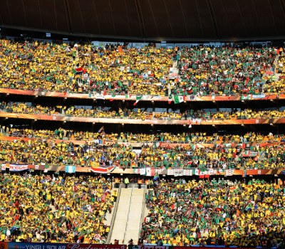 South Africa's Rise and Fall At The World Cup