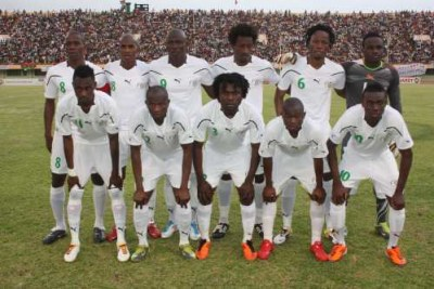 Les Etalons du Burkina
