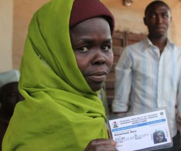 Nigeria: Voting in Jos