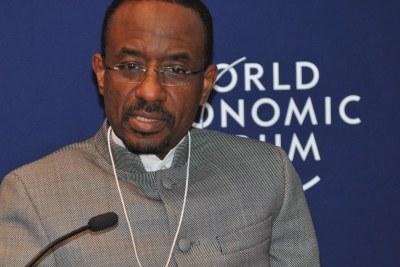 Sanusi Lamido Sanusi, gouverneur de la Banque centrale du Nigeria (CBN).